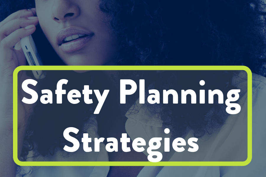 Safety Planning for Stalking Victims